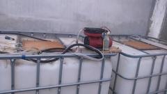 Перевозка рыбы с помощью компрессора Hailea aco-007 в резервуарах