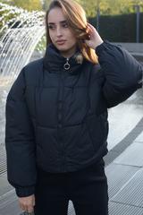 Куртка женская зимняя короткая дутая Nadya купить