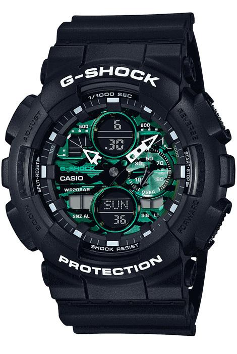 Часы мужские Casio GA-140MG-1A G-Shock