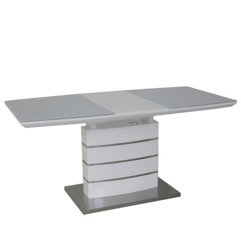 Стол обеденный AVANTI MARS (140) WHITE (белый)