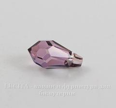 6000 Подвеска Сваровски Drop Crystal Lilac Shadow (11х5,5 мм)