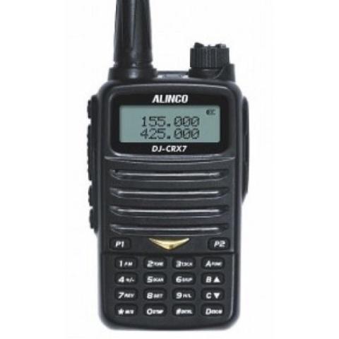 Двухдиапазонная УКВ радиостанция ALINCO DJ-CRX7