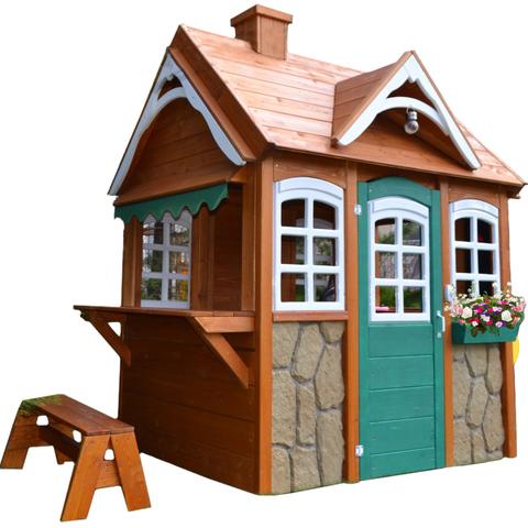 Markvel Happy house 2 - игровой домик happy_house_2