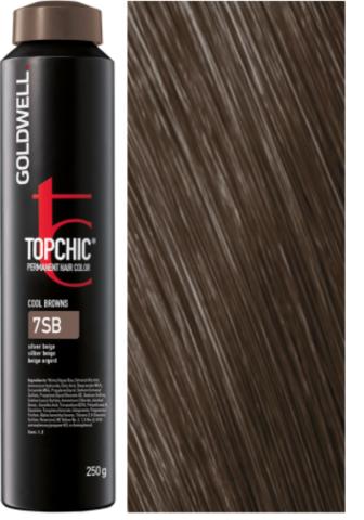 Topchic 7SB серебристо-бежевый TC 250ml