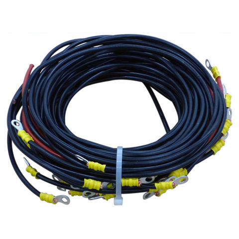 Батарейный кабель для внешнего аккумулятора 6,5 Ah XJ997G Teknoware