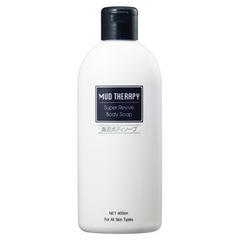MUD THERAPY Очищающее средство для тела Super Revive Body Soap Q10