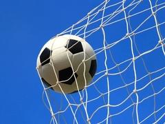 Сетка футбольная (5,0м х 2,0м ) СТАНДАРТ d=3.0мм, юниорская / пара.
