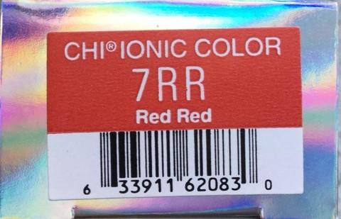 Крем-краска CHI Ионик 7 RR 85 гр