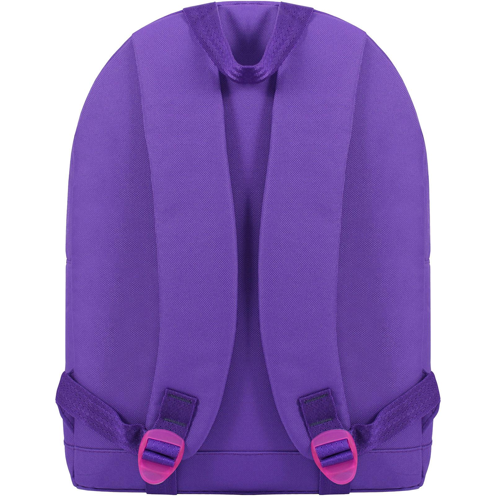 Рюкзак Bagland Молодежный W/R 17 л. 339 Фиолетовый 745 (00533662) фото 4