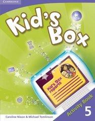 Kid's Box Level 5 Activity Book