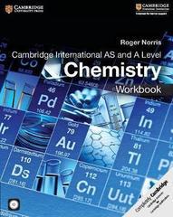 Chemistry Workbook with CDROM Cambridge University Press