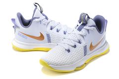 Nike LeBron Witness 5 'Lakers'