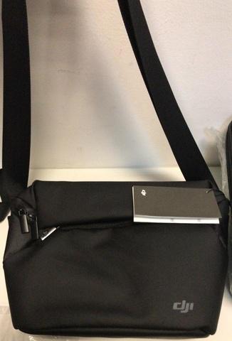 Сумка для квадрокоптера DJI Mini 2/SE черный