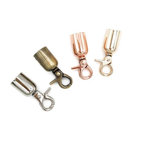 колокольчик- подвеска для кисточки на карабине