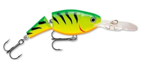 Воблер RAPALA Jointed Shad Rap JSR09-FT