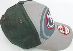 Кепка с надписью New Era NFL Vintage collection San Francisco 49ers Gray