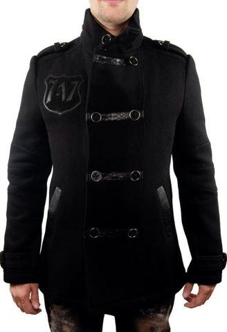 Мужское пальто от 7.17 Studio Luxury