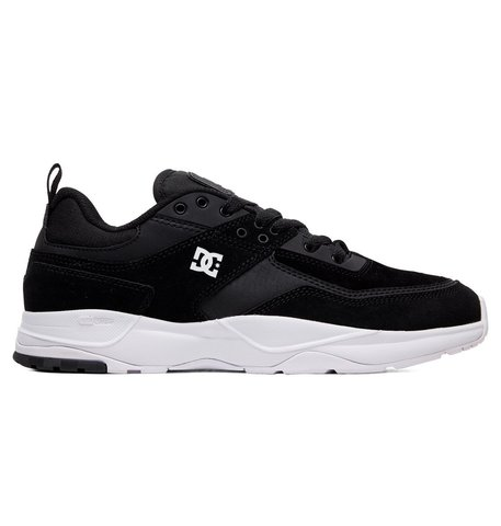 Кеды DC E.TRIBEKA M SHOE BWB BLACK/WHITE/BLACK