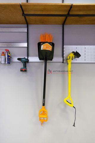 Настенный держатель для лопат серии ProfHolder