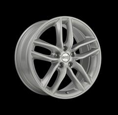 Диск колесный BBS SX 7.5x17 5x120 ET37 CB82.0 brilliant silver