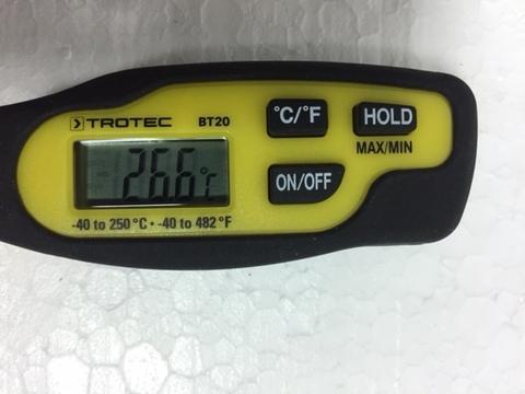 Цифровой термометр ВТ-20  (Trotec, Германия)