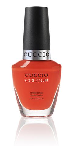 Лак Cuccio Colour, Shaking ma Morocco, 13 мл.