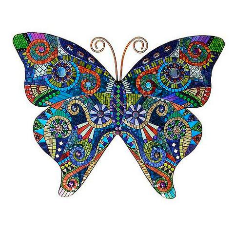 Бабочка из пенопласта