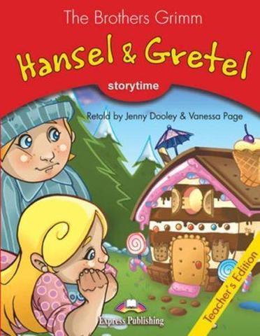 Hansel & Gretel. Книга для учителя