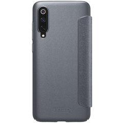 Чехол-книжка Nillkin Sparkle для Xiaomi Mi9 (Черный)