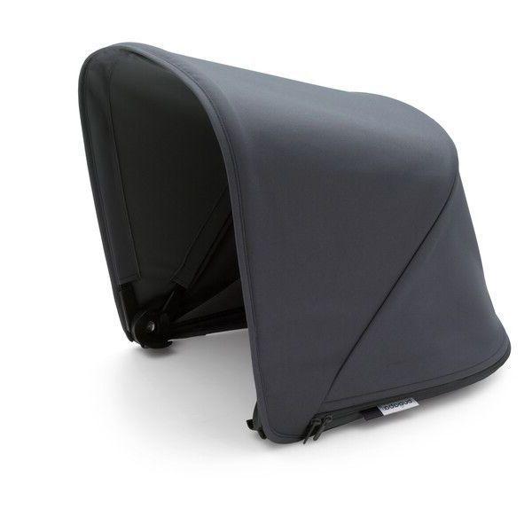 Капюшон сменный для коляски Bugaboo Fox Steel Blue