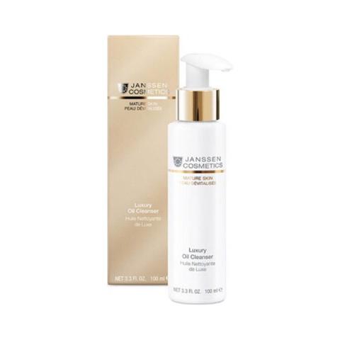 JANSSEN | Роскошное очищающее масло для лица /Luxury Oil Cleanser, (100 мл)