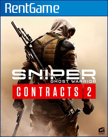 Sniper Ghost Warrior Contracts 2  PS4 | PS5