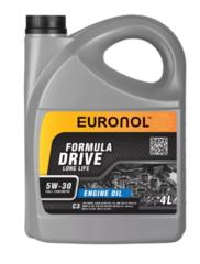 Моторное масло EURONOL DRIVE FORMULA LL 5w-30 С3 4L 80007