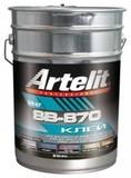 Artelit Professional SB-870 (24 кг) однокомпонентный смоляной паркетный клей Артелит-Польша