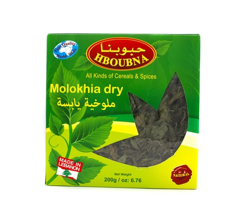 Листья Джута сушеные Hboubna, 200 г