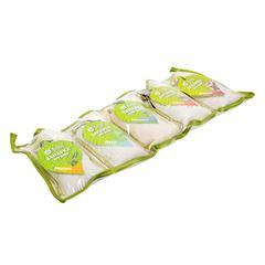 Набор запарок в сумочке, 5 шт (Мята, Эвкалипт,  Душица, Можжевельник,Чабрец)
