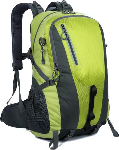 Спортивный рюкзак Feelpioneer D-402 Салатовый 40L