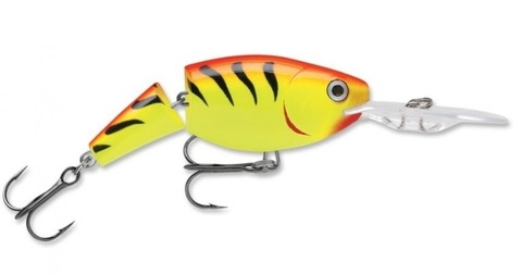 Воблер RAPALA Jointed Shad Rap JSR09-HT