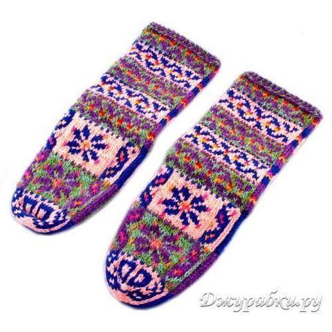 Теплые носки джорабы 0112