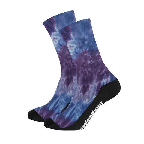 Носки Horsefeathers Conor Socks Tie Dye