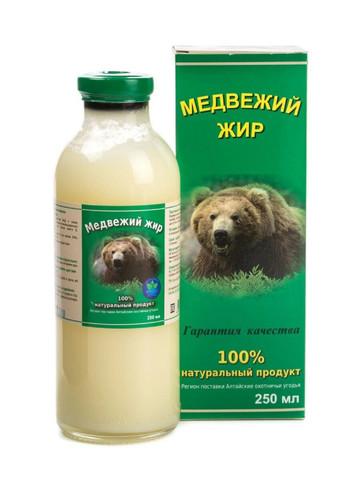 Медвежий жир 250мл