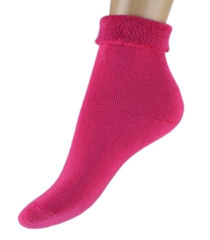Носки махровые со стопперами Parasocks
