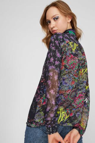 Женская блуза с принтом C-IZU Diesel