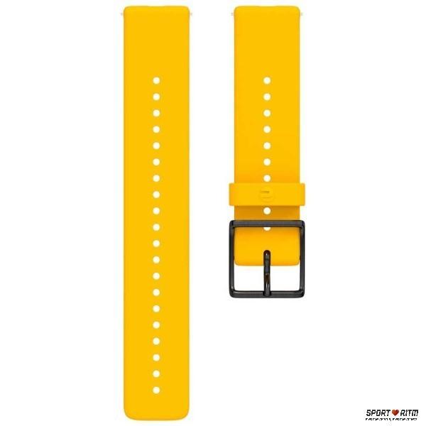 Ремешок для Polar Ignite Yellow