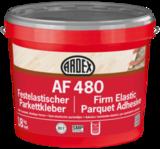 ARDEX AF 480 (18кг) твердоэластичный однокомпонентный паркетный СМП клей (Германия)