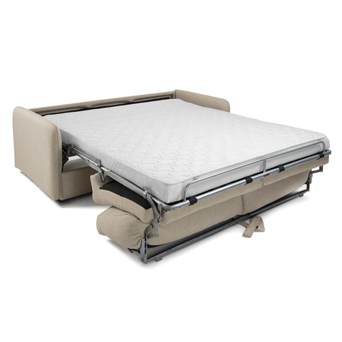 Диван-кровать Komoon 140 бежевый