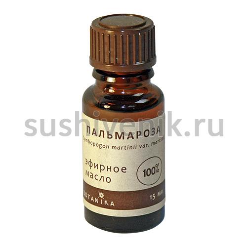 Пальмароза - эфирное масло (цветочные ноты)