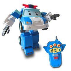 Robocar Poli Робокар Поли на радиоуправлении, 31 см (83090)