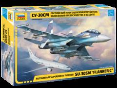 Российский истребитель «СУ-30СМ»