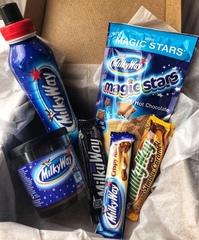 Milky Way Crispy Rolls Милки вэй хрустящие трубочки со сливочной начинкой 25 гр